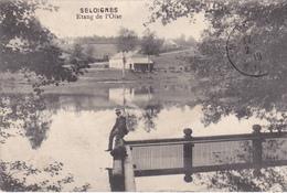 BELGIQUE. SELOIGNES. ETANG DE L'OISE  ANNÉE 1914 - Momignies