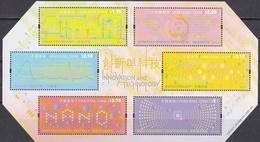 Ei_ Hongkong - Mi.Nr. Block 266 - Postfrisch MNH - Blocks & Sheetlets