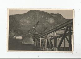 REMAGEN PONT ALLEMAGNE DETRUIT PAR LES ALLIES (U S TROUPES) 6 MARS 1945 CARTE PHOTO  (GUERRE 1939 1945) - Weltkrieg 1939-45