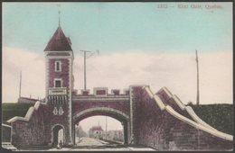 Kent Gate, Quebec City, Quebec, C.1910 - Copp Clark Co Postcard - Québec - La Cité