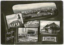 CPSM WALLENROD - Gasthaus Zur Linde - Allemagne