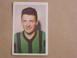 SERRU ROBERT Cercle Brugge CS Football 1 ère Division Belge Belgique Chromo Trading Card Vignette - Andere