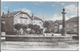 MEURCOURT - La Fontaine - France