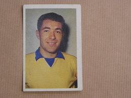 CLOSE LEON Union Saint Gille Gilloise Football 1 ère Division Belge Belgique Chromo Trading Card Vignette - Andere