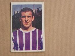 WEYN ROBERT Beerschot Football 1 ère Division Belge Belgique Chromo Trading Card Vignette - Andere