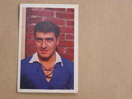 DENAYER LUCIEN La Gantoise Football 1 ère Division Belge Belgique Chromo Trading Card Vignette - Andere