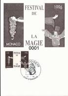 2027 Festival Magie 10/01/1996 - Cartes-Maximum (CM)
