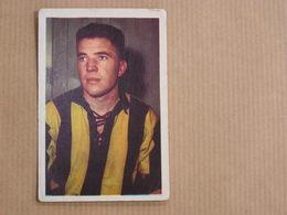 WILLEMS ROBERT Lierse S K Football 1 ère Division Belge Belgique Chromo Trading Card Vignette - Andere