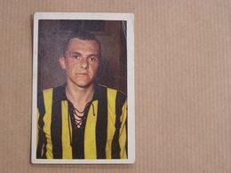 MERTENS Wim Lierse S K Football 1 ère Division Belge Belgique Chromo Trading Card Vignette - Andere