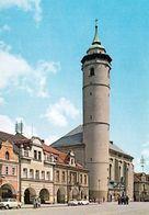 1 AK Tschechien * Die Stadt Domažlice (deutsch Taus) Mit Dem Marktplatz Und Dem Chodenturm * - Czech Republic