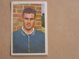 DE VREESE ANTOON  La Gantoise Football 1 ère Division Belge Belgique Chromo Trading Card Vignette - Andere