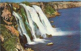 Turkey - Düden Waterfall. Antalya. Sent To Sweden.  # 07884 - Turkey