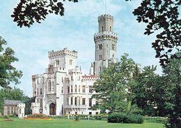 1 AK Tschechien * Schloss Hluboká (deutsch Schloss Frauenberg) In Der Stadt Hluboká Nad Vltavou * - Czech Republic