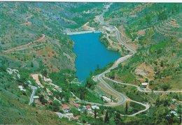 Cyprus - Lefkara Dam - Lefkara Zaun.  # 07890 - Cyprus