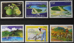 Polynésie Française 2012 - Du N° 997 Au N° 1000 Et Les 1007/1008 - 6 Timbres NEUFS** - En Parfait Etat - Ongebruikt