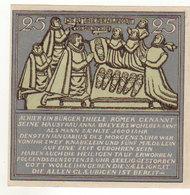 Gutschein Hameln 1921 - 25 Pfennig - 2 Scans Recto-verso - Oesterreich