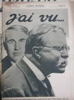 EDISON ROOSEVELT/ AVIATEUR DORME EIX ABAUCOURT  /J AI VU - Books, Magazines, Comics