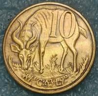 Ethiopia 10 Santeem, 2008 - Ethiopia