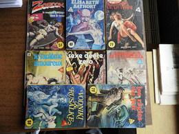 Lot De 8 BD Adultes. Horreur/Fantastique - Books, Magazines, Comics