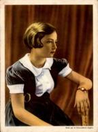 ALTES FOTO PRINCESSE JOSEPHINE-CHARLOTTE MARGUERITE DE BELGIQUE 11.10.1927 CHOCOLAT L'AIGLON 19 Cm X 14 Cm Photo Bild - Repro's