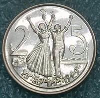 Ethiopia 25 Santeem, 2008 - Ethiopie