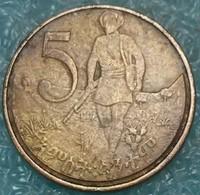 Ethiopia 5 Santeem, 2004 - Ethiopia