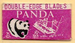 Rasage. Razor Blade. Lame De Rasoir. Lame Panda. Made In China. - Lames De Rasoir