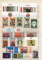 Lot Bulgarien Postfrisch - Briefmarken