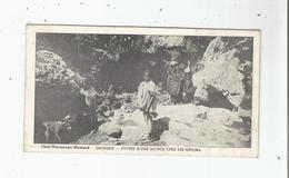 ABYSSINIE ENTREE D'UNE SOURCE CHEZ LES ARGOBBA - Ethiopie