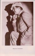 Maurice Chevalier Chanteur, Acteur, écrivain, Parolier, Danseur Et Comique Français (6083) - Acteurs