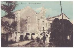 Cpa Florensac - Couvent St Hilaire - France