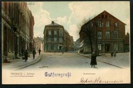 Trebnitz Breitestrasse - Poland