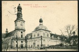 Trebnitz St Hedwigskirche U. Kloster - Poland