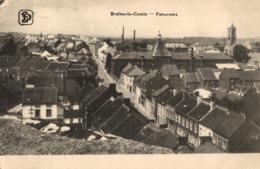 BELGIQUE - HAINAUT - BRAINE-LE-COMTE - Panorama. - Braine-le-Comte