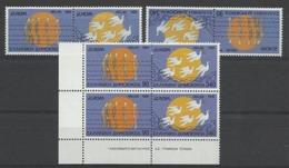 1995 Grecia Greece EUROPA CEPT EUROPE 4 Serie Di 2v. MNH** (coppie) - Europa-CEPT