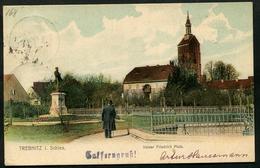 Trebnitz Kaiser Friedrich Platz - Poland