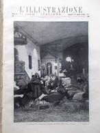 L'illustrazione Italiana 22 Novembre 1914 WW1 Peroyse Turchia Orero Roberts Lord - Guerre 1914-18