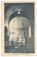 Cpa Montblanc ( Hérault ) - Intérieur De L'église - France