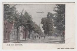Sonsbeck  Wesel  Gruss Aus Sonsbeck  Hohestrasse - Wesel
