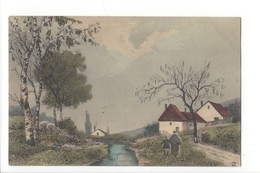 20413 - PTL Art De Vienne N°240 Paysage - Peintures & Tableaux