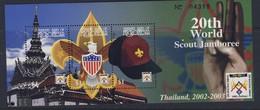 MICRONESIE  2002 SCOUT  YVERT N°1151/53 NEUF MNH** - Scouting