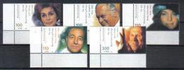 GERMANIA  BUND Xx 2000    MI  2143-47    -    Postfrisch  -  Vedi Foto ! - [7] Repubblica Federale