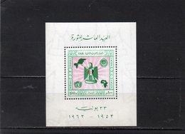 EGYPTE 1962 ** - Blocks & Sheetlets