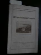L'Afrique Occidentale Française (Expo Bruxelles 1935) (Potos, Carte 28,5 X 23,5) - Livres, BD, Revues