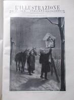 L'illustrazione Italiana 27 Dicembre 1914 WW1 Natale In Fiandra Tintoretto Reims - Guerre 1914-18
