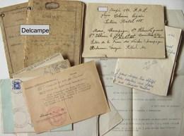 Documents D' Un Artilleur Durant La 1ère Guerre - Documenten