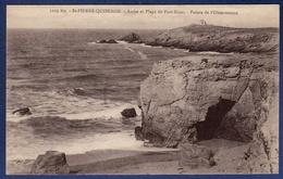 56 SAINT PIERRE QUIBERON Arche Et Plage De Port-Blanc, Pointe De L'observatoire - France