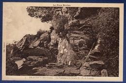 56 BRANDIVY La Fontaine Et La Grotte N.-D. De Lourdes - France