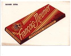 BUVARD CHOCOLAT FRANCOIS MEUNIER - Blotters