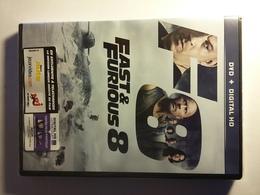 DVD FAST & FURIOUS 8 - Azione, Avventura